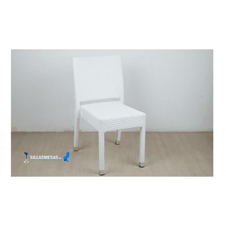 Silla Fuengirola New Blanco