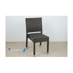 Silla FUENGIROLA NEW marron