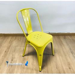 Silla TOLIX amarillo