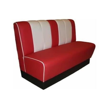 Sofa bancada estilo AMERICANO