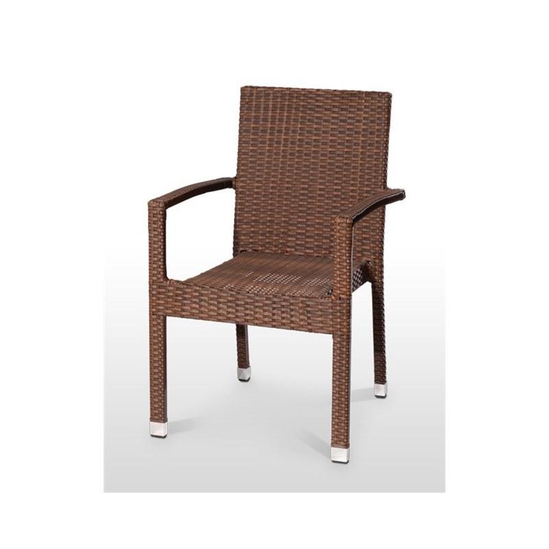 Comprar sill n de rattan normandia for Sillones de rattan baratos