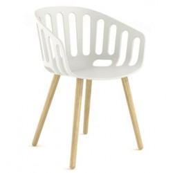 SILLON BASKET CHAIR BL