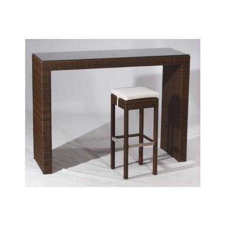 Comprar mesa alta rattan class 50 - Mesas de cocina altas ...