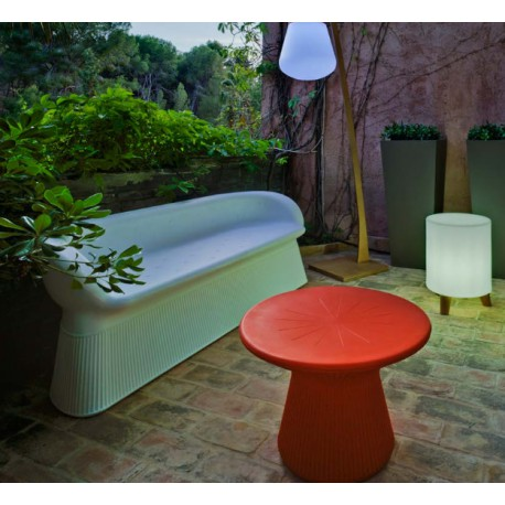 SOFA MENORCABENCH CHILL OUT COLOR BLANCO