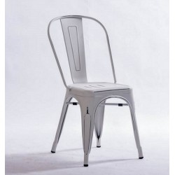 Silla TOLIX blanco envejecido (antique)