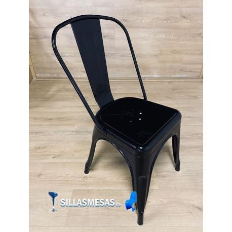 Silla TOLIX color negro