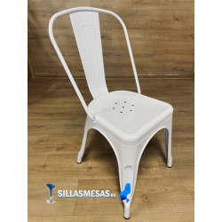 Silla TOLIX color blanco