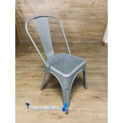 Silla TOLIX color gris