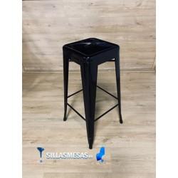 Taburete TOLIX  color negro
