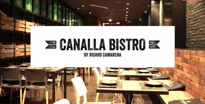 Canalla Bistro by Ricard Camarena portada