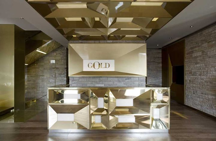 Gold Restaurant by Dolce & Gabbana 05