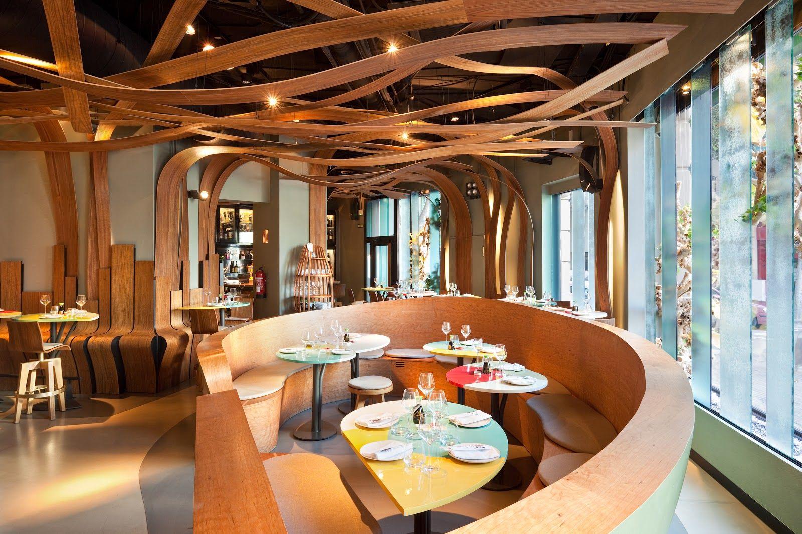 Restaurante Ikibana, Barcellona 01