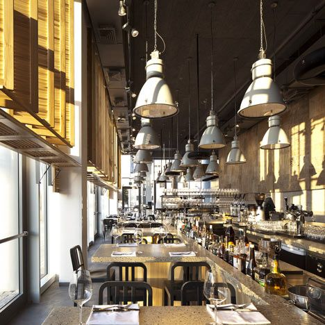 Tel Aviv Restaurant 02