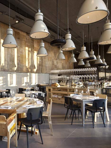 Tel Aviv Restaurant 04