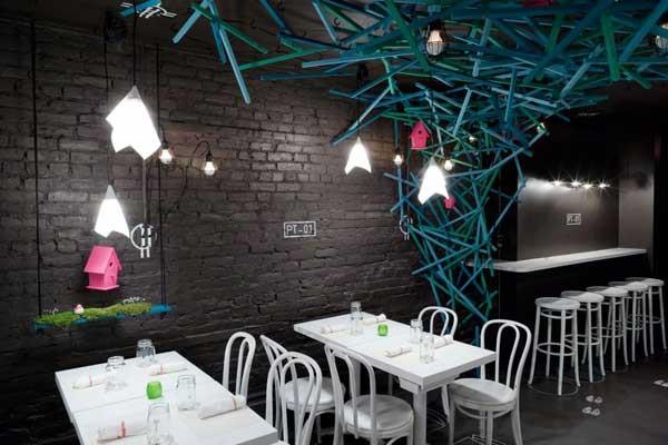 decoracion restaurante