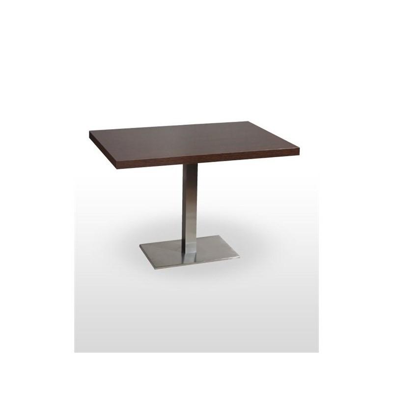 mesa restaurante marron