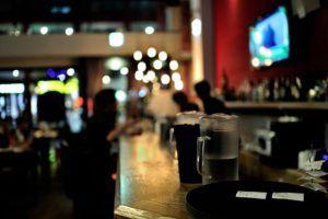 decoración de bares