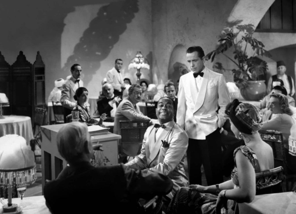 Silla Casablanca