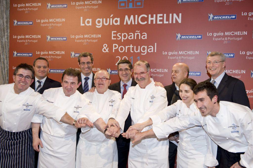 Berasategui gala Michelin