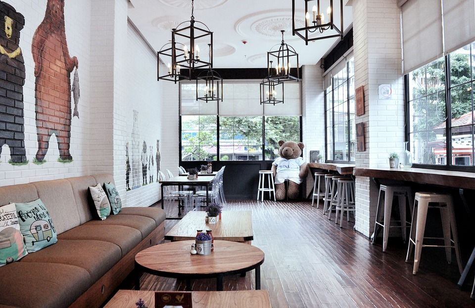 Tendencias en mobiliario para hosteleria para 2018