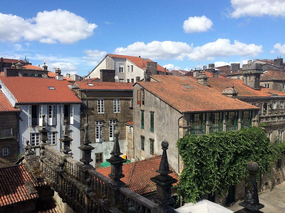 Detalle de Santiago de Compostela