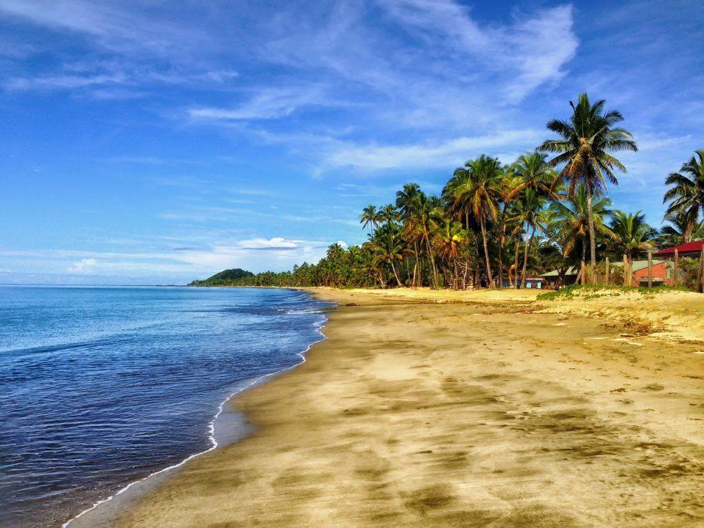 Playa Islas Fiji