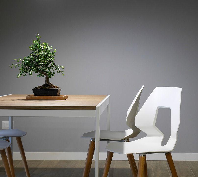 Sillas modernas o de diseño para restaurantes