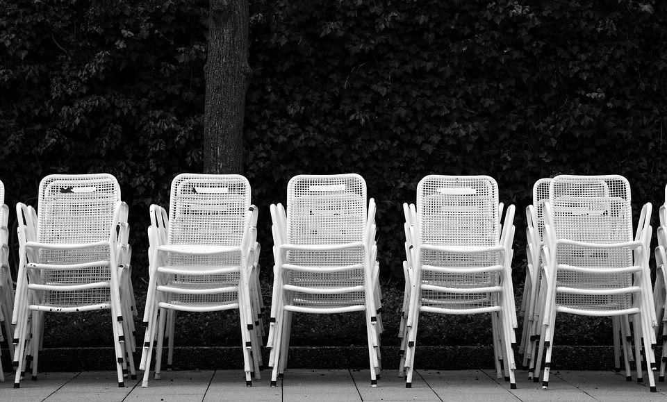 Tendencias en sillas para hostelería