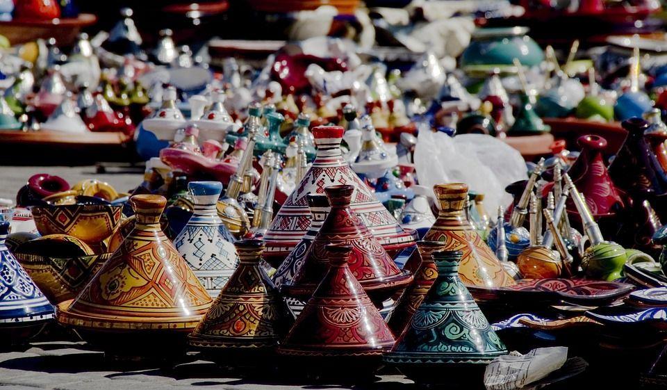 Mobiliario estilo árabe