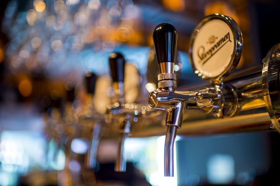 Grifo de cerveza alemana