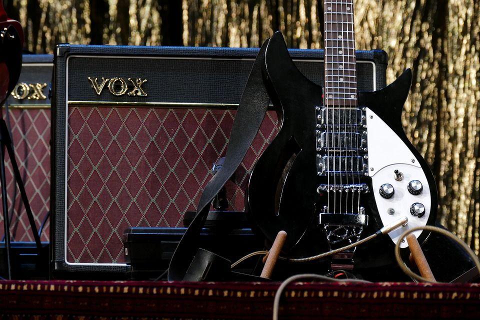 Bares rockeros con música