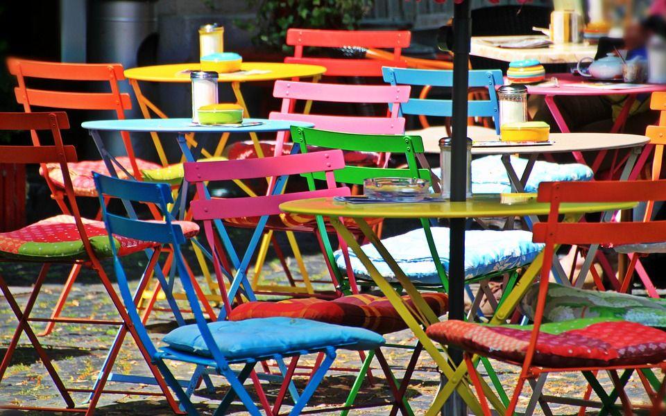 Comprar muebles de hostelería