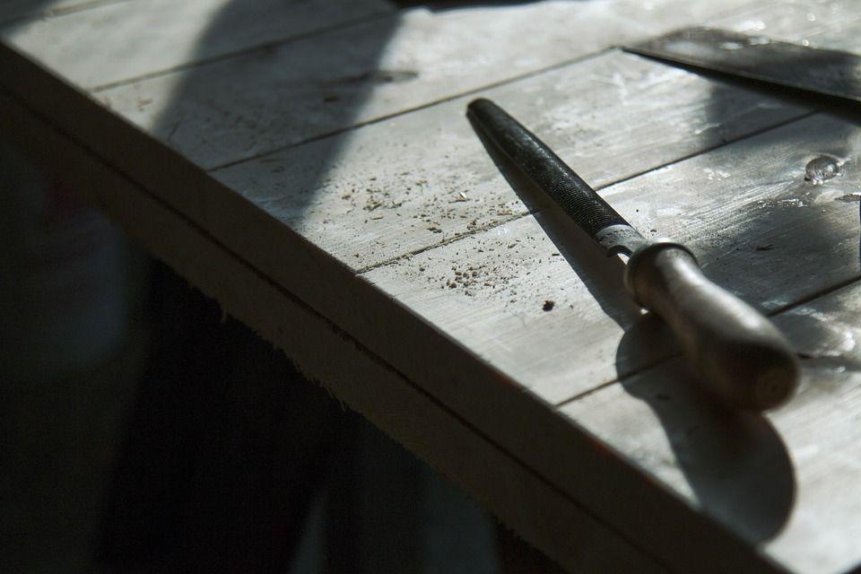 Reparar golpes e imperfecciones