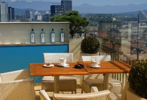 Mobiliario de estilo mediterraneo