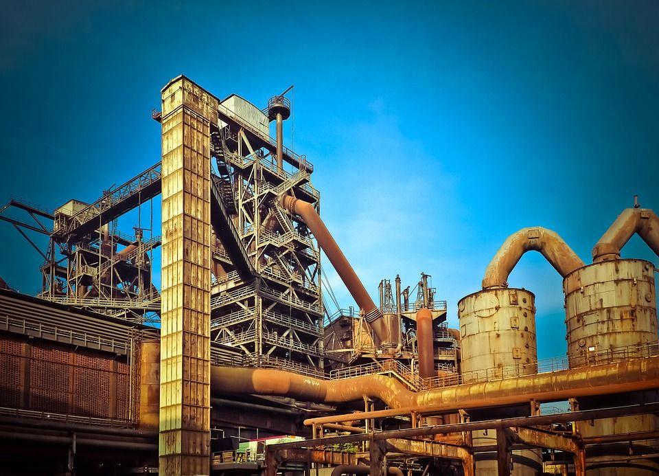 El estilo industrial se inspira en las viejas fábricas