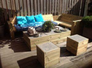 Reciclar muebles de hostelería