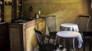 Reutilizar muebles viejos de hostelería