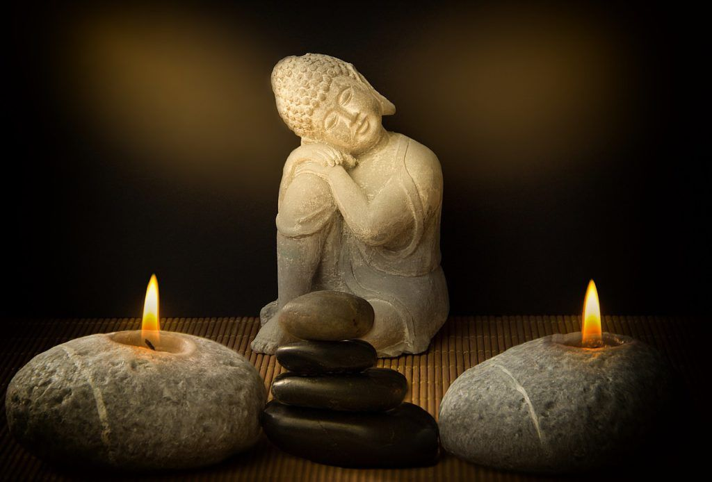 Minimalismo en el estilo zen