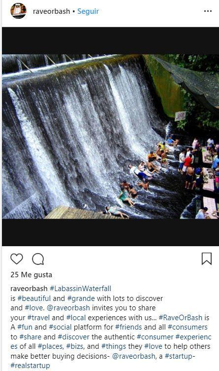 Labassin Waterfall