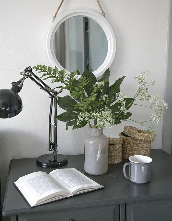 Espejos para dar amplitud a los espacios