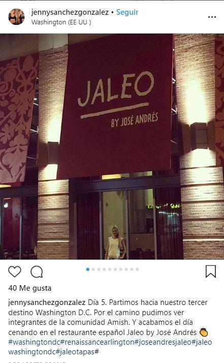 José Andrés con Jaleo