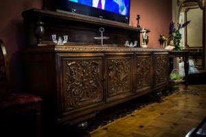 Mobiliario de estilo barroco