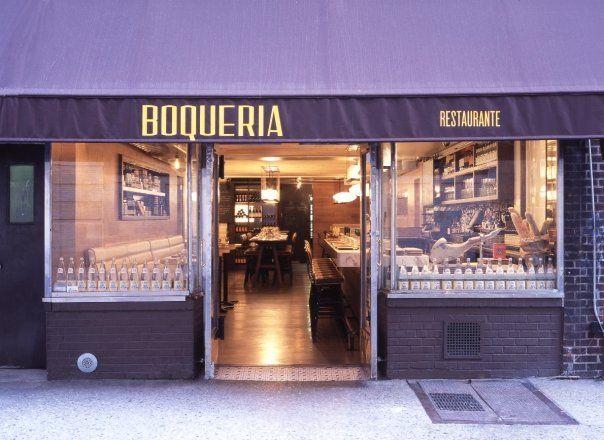 Boquería Restaurante, Estados Unidos