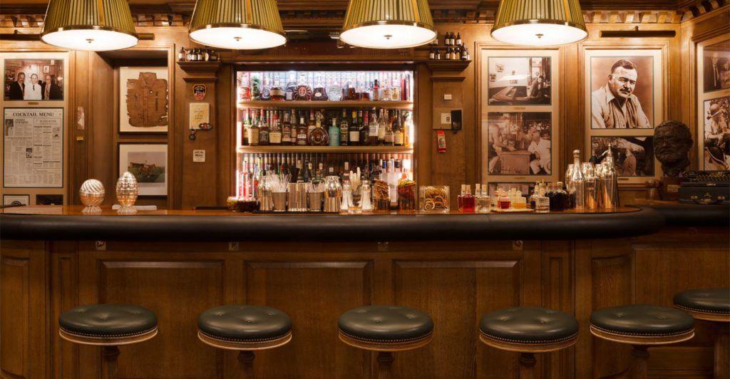 Hotel Ritz. Bar Hemingway. París