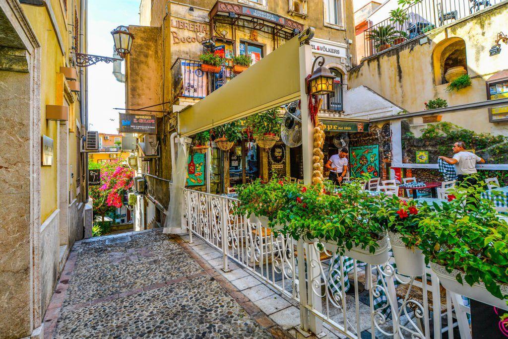 Restaurantes con encanto en Italia