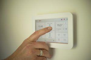 Calefacción eléctrica o calefacción a gas