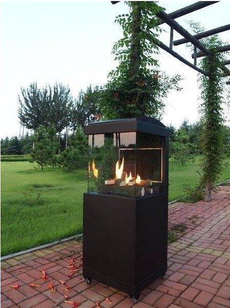 Estufa calefactora OSLO 3 CARAS