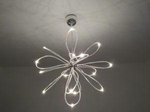 Lámparas modernas para hostelería