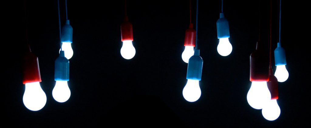 Bombillas LED en hostelería