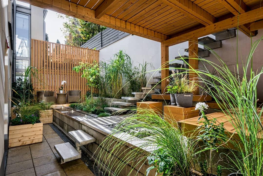 Cómo cuidar madera de exterior